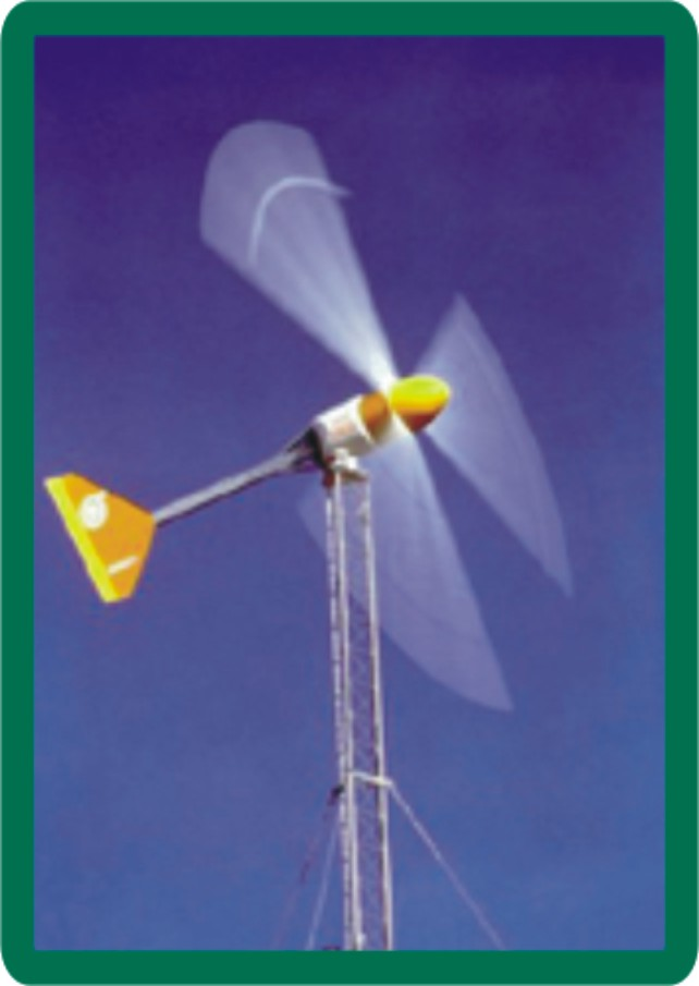RISE Information Portal - Applications - Small Wind Turbine Systems